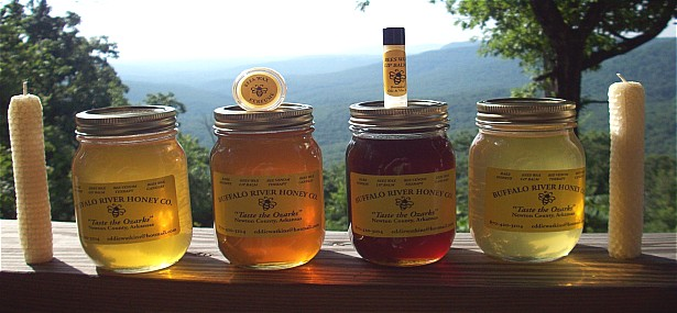 Buffalo River Honey Company Honey